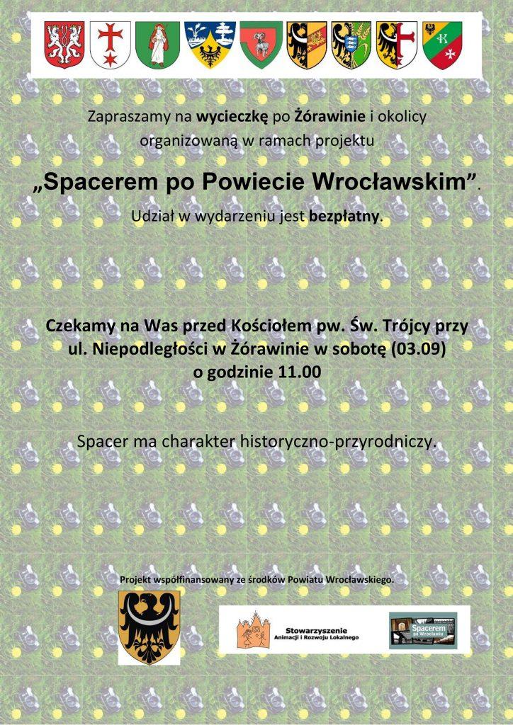 Plakat-Spacer-Żórawina