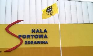 Hala sportowa 1